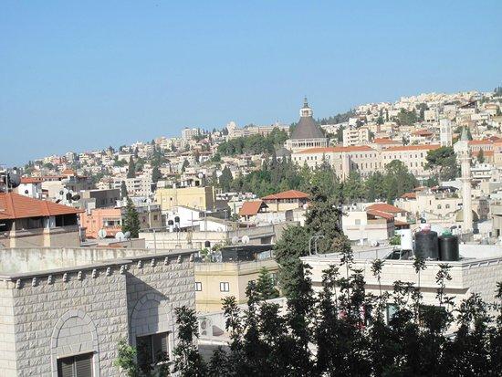 Rimonim Hotel Nazareth : panorama