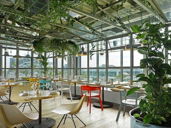 neni berlin greenhouse picture of 25hours hotel bikini berlin berlin tripadvisor. Black Bedroom Furniture Sets. Home Design Ideas