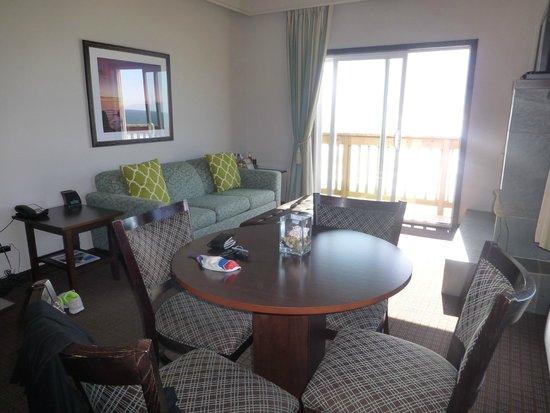Inn at Nye Beach: Lounge Area