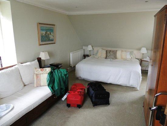 Bayview Bed & Breakfast: Room N2 1st floor
