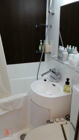 Centurion Hotel Ueno: bath
