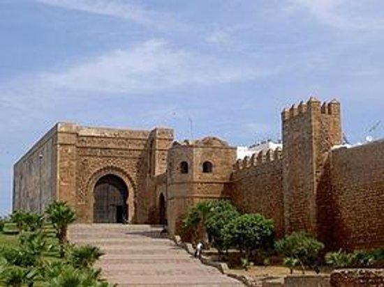 Oudaia Museum : Ouadhias, et la tige est une tige Oudaia historique