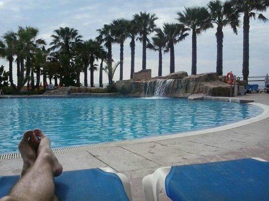 Marbella Playa Hotel: Piscina