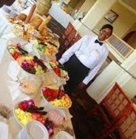 Holiday Inn Charleston Riverview : Harborview Restaurant