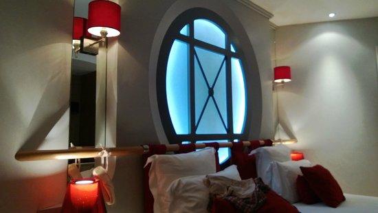 Hôtel Design Secret de Paris: Opera Garnier room