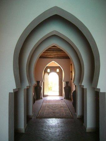 Villa Gonatouki : Entrance