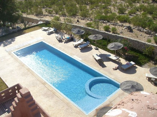 Villa Gonatouki: View from roof terrace