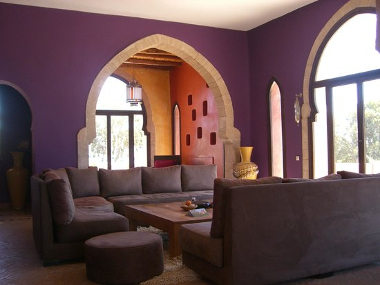 Villa Gonatouki: Lounge