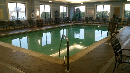 Hampton Inn Coventry Warwick Area Pool