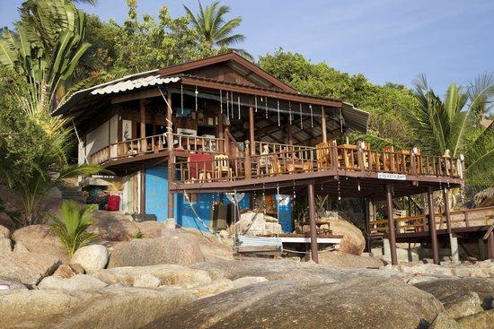 PD Resort : the restaurant