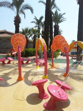 Paloma Grida Resort & Spa: OYUN ALANI