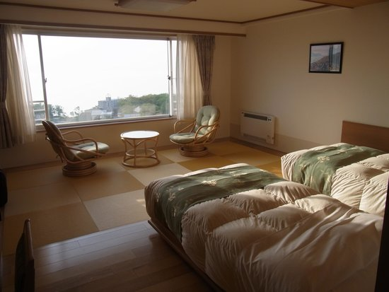 Shiretoko Daiichi Hotel : 改装された客室