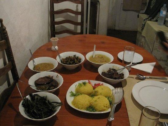 Sincere Wilderness: Dinner