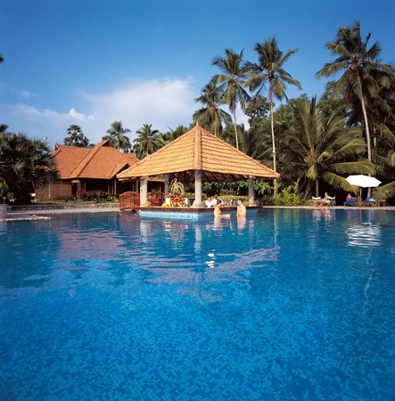 Puvar, India: Main Swimming Pool