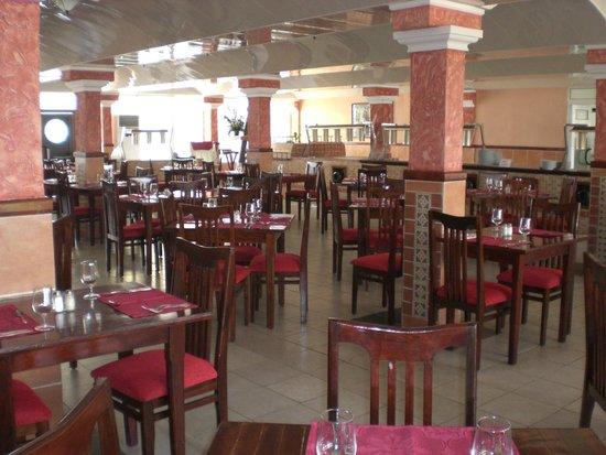 Club Amigo Costasur: Main buffet restaurant
