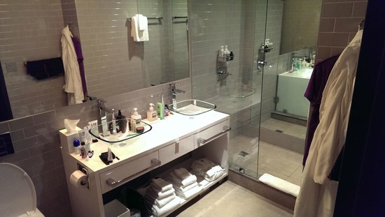 The Out NYC: our fabulous bathroom