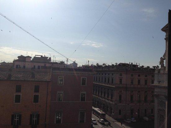 Al Centro di Roma B&B: Rooftops over Rome