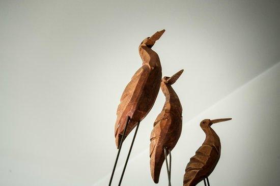 Modigliani Art & Design Suites Mendoza: decoración