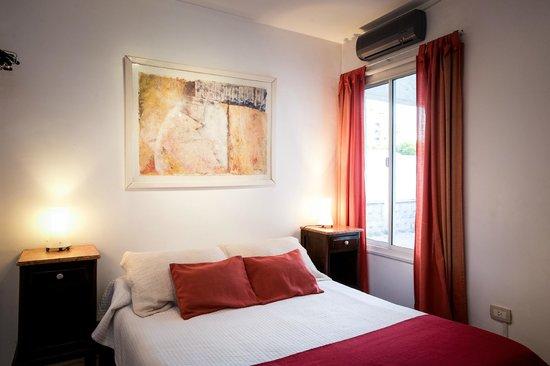 Modigliani Art & Design Suites Mendoza: habitación