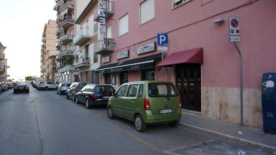 Scalo del Granduca: front of restaurant