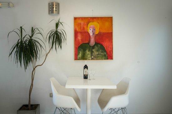 Modigliani Art & Design Suites Mendoza: comedor