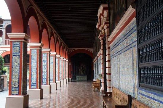 JW Marriott Hotel Lima: convento de Santo Domingo