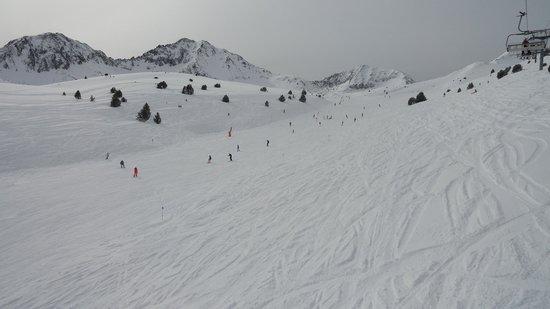 Grandvalira Ski Resort: Half pipe