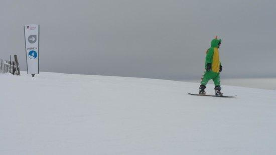 Grandvalira Ski Resort: Cumbre
