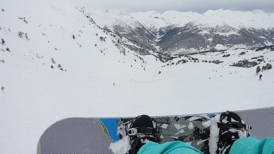 Grandvalira Ski Resort: Fuera de Pista