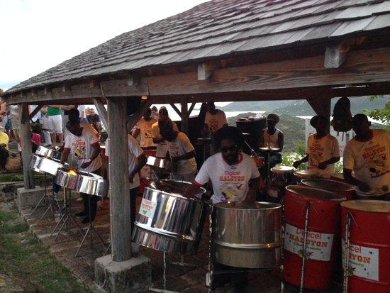 Shirley Heights: Band
