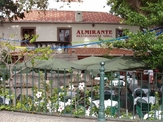 Almirante : Restaurant front