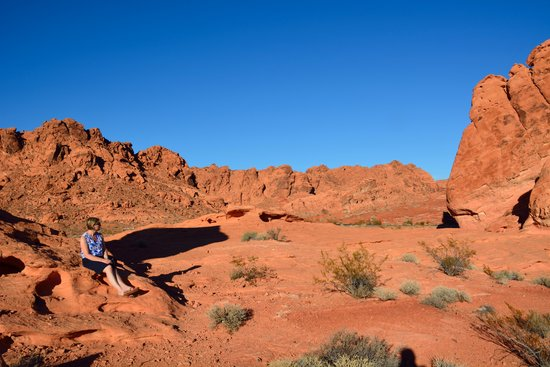 Valley of Fire State Park: Valley of Fire