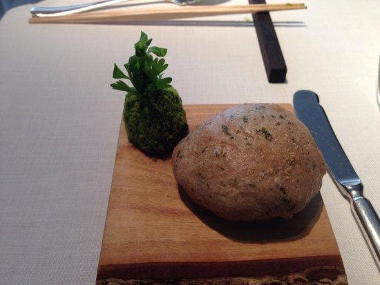 NARISAWA: Bread when it was ready