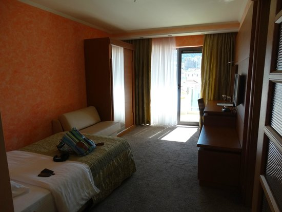 Monte Casa Spa & Wellness : номер в отеле