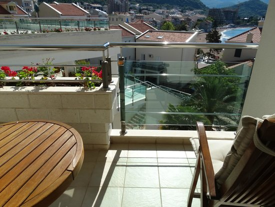 Monte Casa Spa & Wellness : Балкон