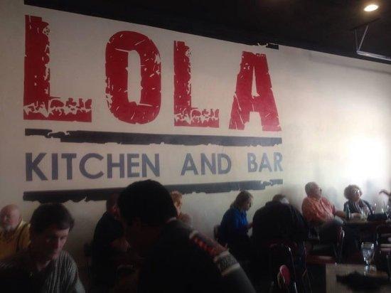 Lola Kitchen and Bar: LOLA