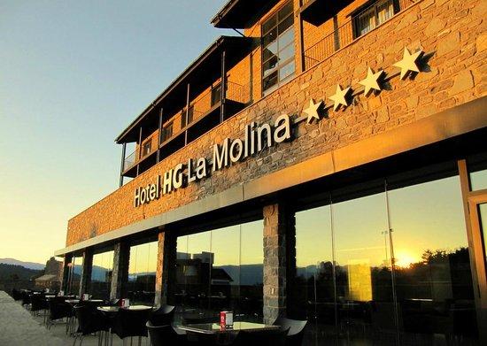 HG La Molina : Exterior
