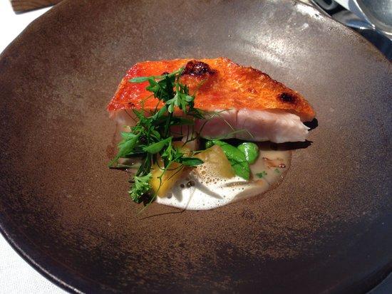 NARISAWA: Alfonsino fish