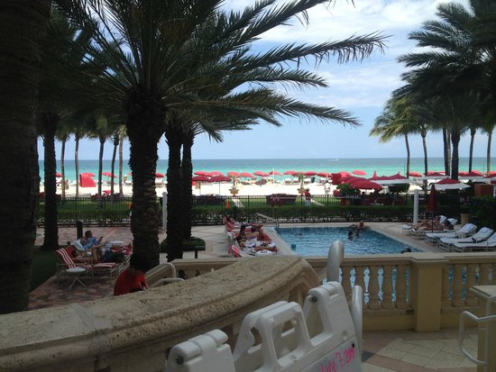 Acqualina Resort & Spa on the Beach: View