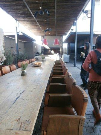 The Vines Resort & Spa: Restaurante Siete Fuegos