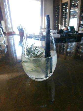 The Vines Resort & Spa: Drink de boas vindas