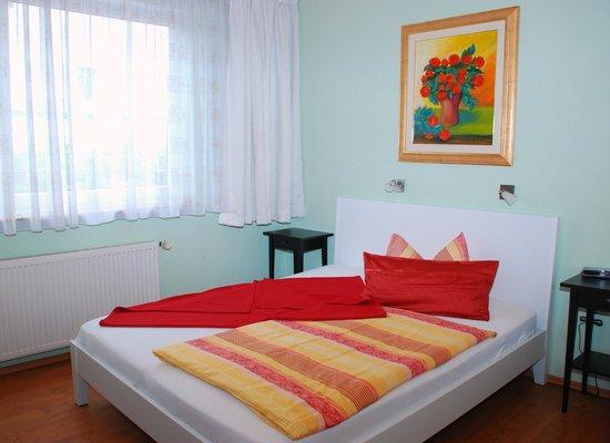 Hotel-Pension Alt-Rodenkirchen: Einzelzimmer-Komfort