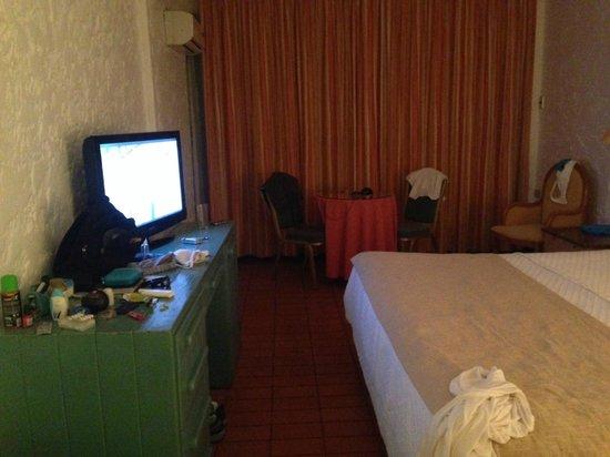 Panamericana Hotel Arica: Habitación
