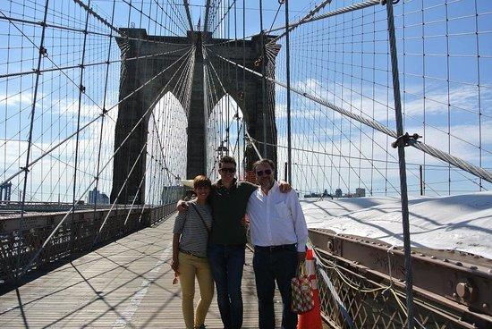 Gite a Piedi New York Tours: Brooklyn bridge