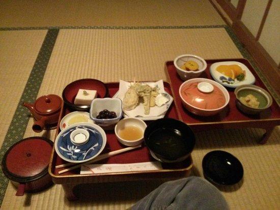 Muryokoin: Dinner