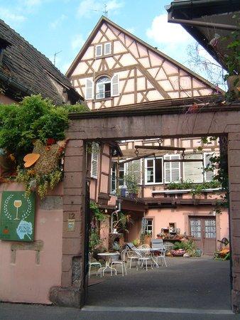 Maison Martin JUND - Chez Cécile et Myriam : Maison Jund