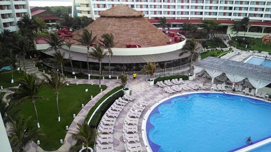 Crown Paradise Club Cancun : O hotel