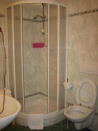 Residenza Manzoni: Baño de la habitación