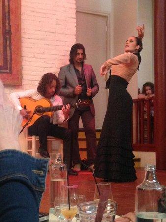 El Tablao de Carmen : Dancer #3