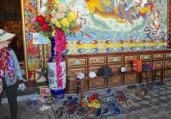 Sumtsaling Monastery: Sympathique !